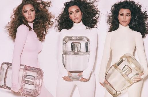 Kim Kardashian to Launch Diamonds Collection Fragrances With Sisters Kourtney Kardashian and Khloe Kardashian