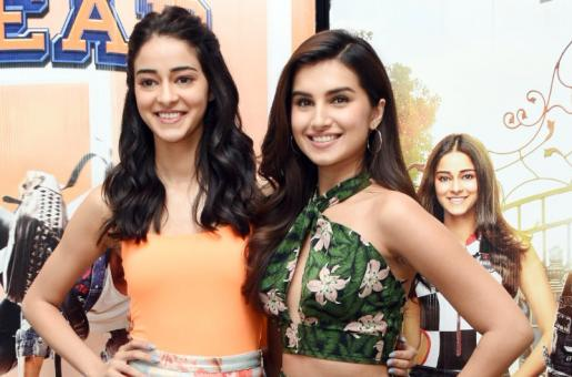 Tara Sutaria Has A Cuddly Birthday Wish For Ananya Panday