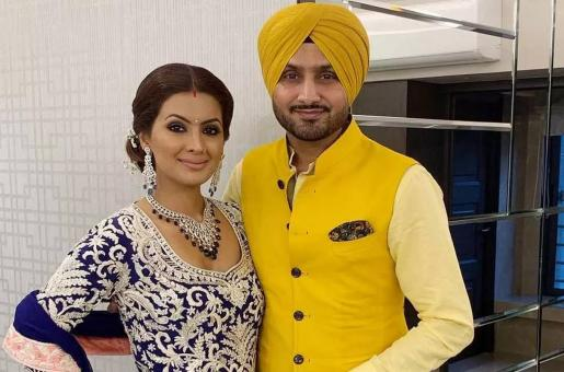 Harbhajan Singh Thanks Everyone for Their Wishes on His and Geeta Basra's Wedding Anniversary