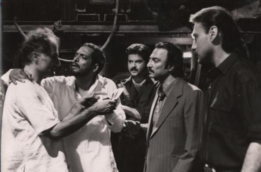 Jackie Shroff Slapped Anil Kapoor 17 Times While Filming Parinda