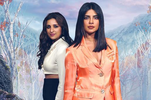 Priyanka Chopra, Parineeti Chopra Turn New-Age Role Models in Frozen 2