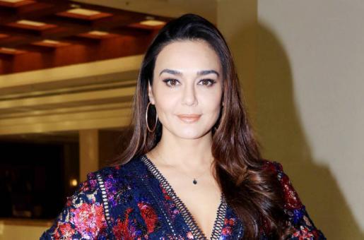 Preity Zinta's Video of Speaking Pashto is Breaking the Internet