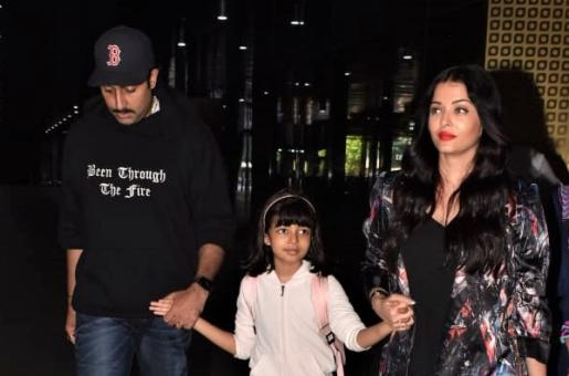 Aishwarya Rai and daughter are in stable conditions after being hospitalised with COVID-19