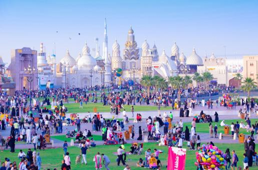 Global Village Dubai to Open Early for the First Time to Host Yoga Day Out by Lululemon