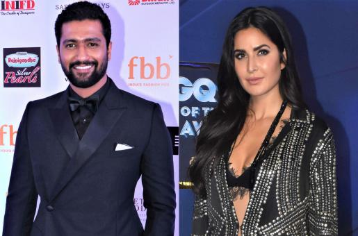 "Katrina Kaif And Vicky Kaushal In A ""Developing Relationship""; Dating Rumours Come Alive For The Third Time"