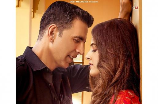 Akshay Kumar Releases Poster For His First Music Video Filhall