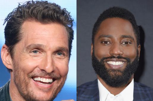 Matthew McConaughey v John David Washington: Who will bag Harvey Dent in Matt Reeve's The Batman