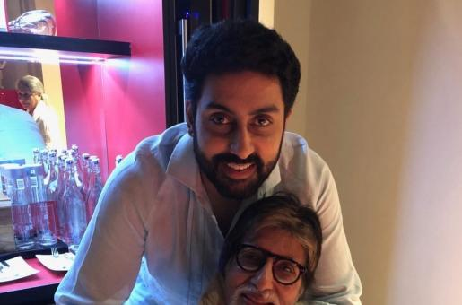 Amitabh Bachchan Completes 50 Years in Bollywood: Here's How Abhishek Bachchan Congratulated Him