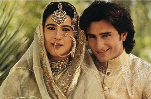 Saif Ali Khan Credits His Ex-wife Amrita Singh for His Bollywood Career