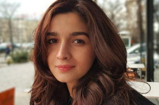 Alia Bhatt Ups the Style Quotient as Winter Approaches