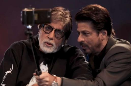 Amitabh Bachchan Shares a 'Personal' Discussion with Shah Rukh Khan and Gauri Khan