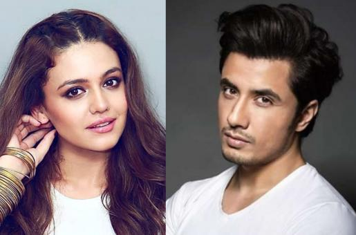 Zara Noor Abbas Sings 'Ajeeb Dastan Hai Yeh' With Ali Zafar