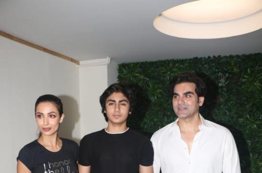 Malaika Arora and Arbaaz Khan celebrate son Arhaan Khan's birthday