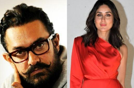 Kareena Kapoor, Aamir Khan Spotted On Set; Could This Be Her Look For Laal Singh Chaddha?
