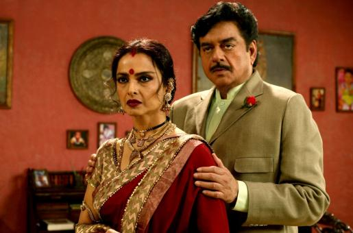 Rekha and Shatrughan Sinha's Fight – Blast from The Past