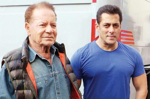 Salman Khan's Father Salim Khan Demands This for Indian Muslims Following Supreme Court's Ayodhya Verdict