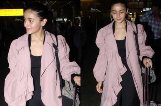 Alia Bhatt Is Serving Some Travel Style Inspo And We're Here For It