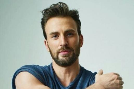 Chris Evans Shares How He's Dealing with Retiring from His Captain America Role