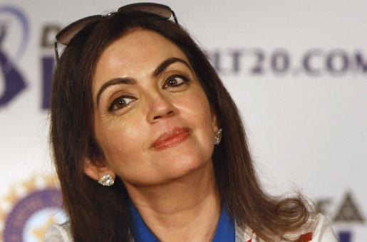 Nita Ambani is Stylish As Ever As Lands in New York: See Pic