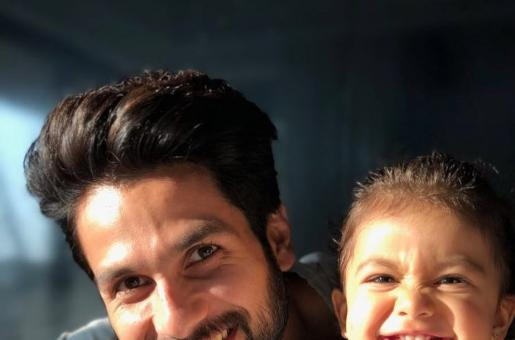 Shahid Kapoor's Daughter Misha Looks Adorable In Latest Pictures