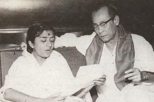Lata Mangeshkar Stopped Singing for SD Burman – Blast from the Past