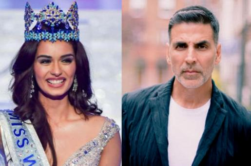 Akshay Kumar to Share Screen Space with Miss India 2017, Manushi Chhillar in Prithviraj