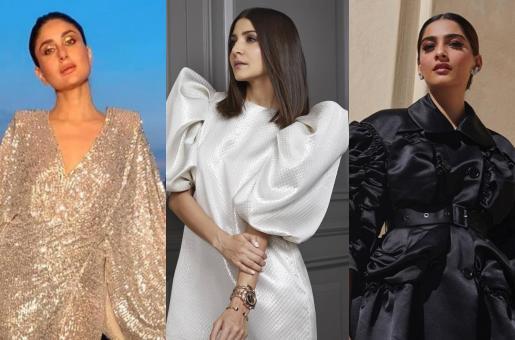 Kareena Kapoor, Sonam Kapoor, Anushka Sharma Up The Style Quotient With Statement Sleeves