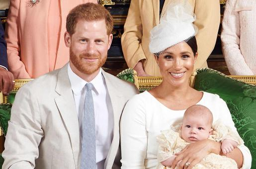 Prince Harry, Meghan Markle Take Baby Archie to Playgroup
