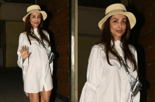Malaika Arora Channels Her Inner Cowgirl In Latest Look
