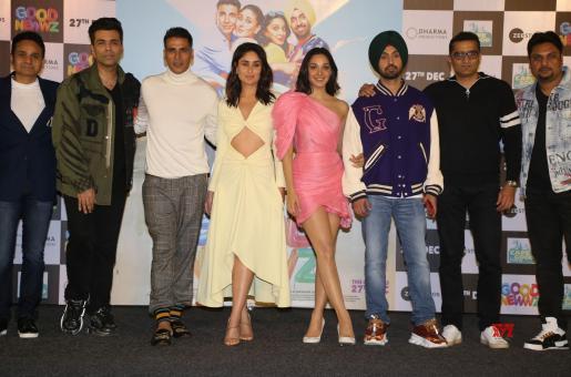 Karan Johar Praises Akshay Kumar and Reveals this about the Actor at Good Newwz Trailer Launch Event