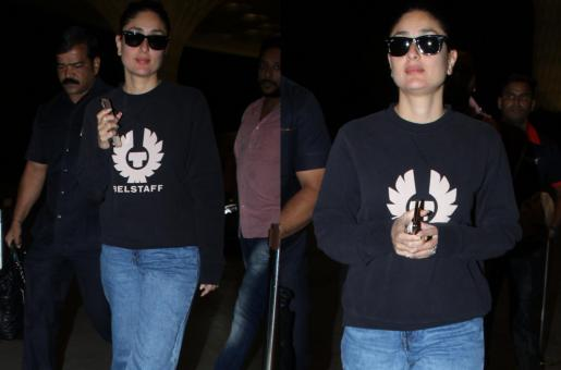 Kareena Kapoor Serves Style Inspo In Latest Airport Look