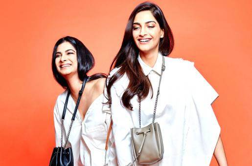 Sonam, Rhea Kapoor Spend The Day Shopping And Dining Out In LA