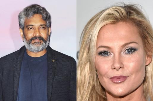 Rajamouli Signs Irish Actress Alison Doody For RRR
