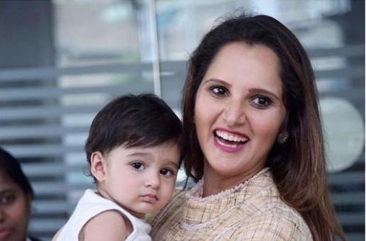 Sania Mirza's Son Izhaan Has an Important Announcement to Make