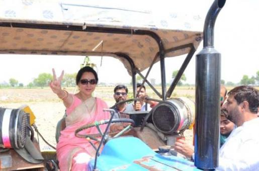 Hema Malini's Funny Moments from her Political Career