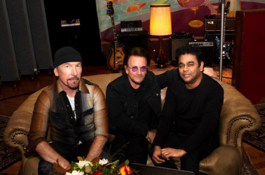AR Rahman Collaborates with U2, Releases New Song, Ahimsa