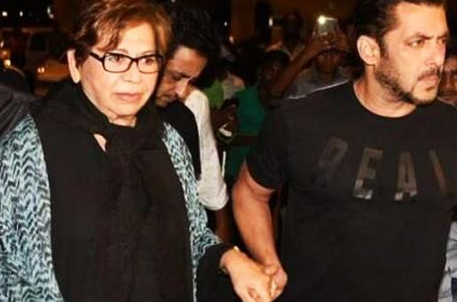 Salman Khan was Not Happy when Father Salim Khan Decided to Marry Helen