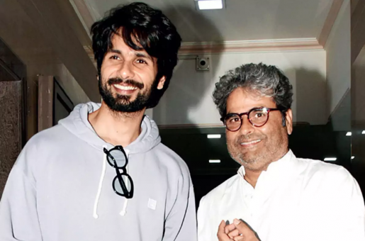 Shahid Kapoor's Visit to Vishal Bhardwaj Sparks Speculations of a Fourth Collaboration Together