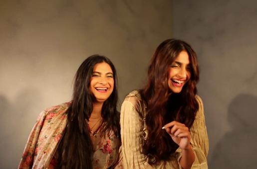 Sonam Kapoor Seeks Rhea Kapoor's Advice Before Ordering a Meal