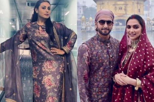 Ranveer Singh or Rani Mukerji: Who Wore This Sabyasachi Look Better