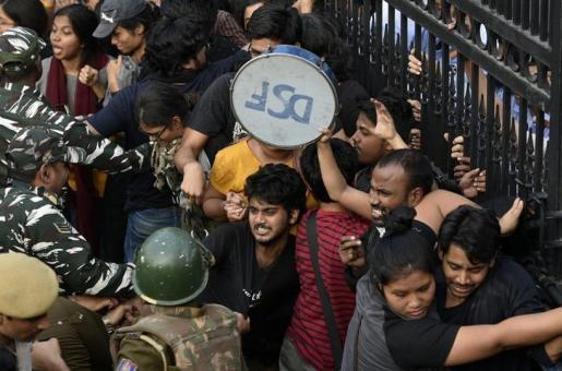 JNU Protests: The University Constitutes a Committee to Resolve Hostel Fee Issue