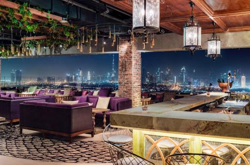 Eve Penthouse and Lounge: A Rooftop with a View!
