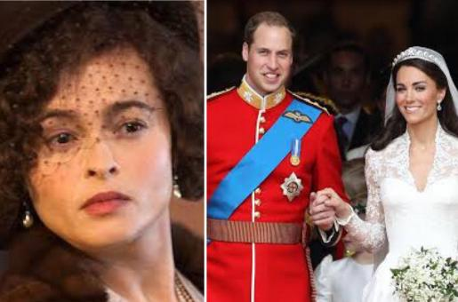 Helena Bonham Carter Asked Prince William to be Her Child's Godfather