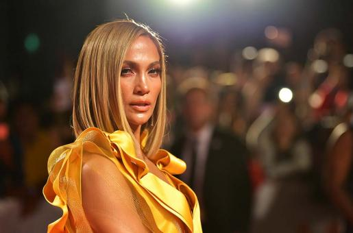 Jennifer Lopez Credits The Women of Her Family for Her Success