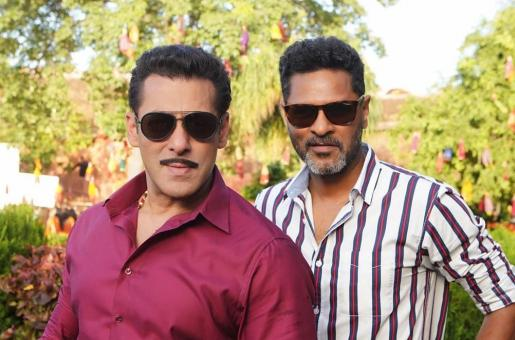 Dabangg 3: Salman Khan To Dance Off With Prabhudheva In Munna Badnaam Hua