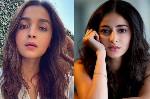 Ananya Panday Will Take Inspiration from Alia Bhatt for Upcoming Film