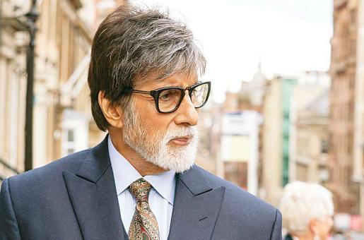 Amitabh Bachchan Reveals the Reason Behind Sharing Four Photographs With Ranbir Kapoor