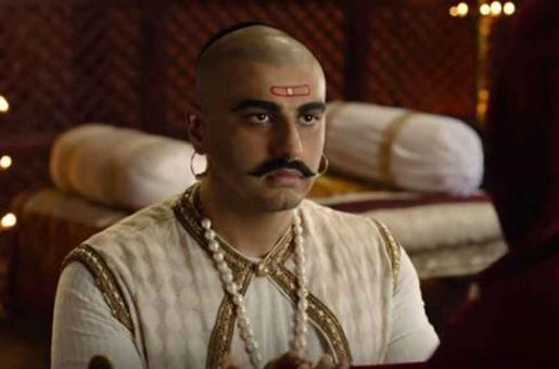 Arjun Kapoor on Panipat: 'I Just Followed the Vision of One Man'