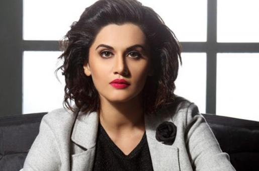 Taapsee Pannu to Star as Female Indian Cricketer Mithali Raj in Her Next