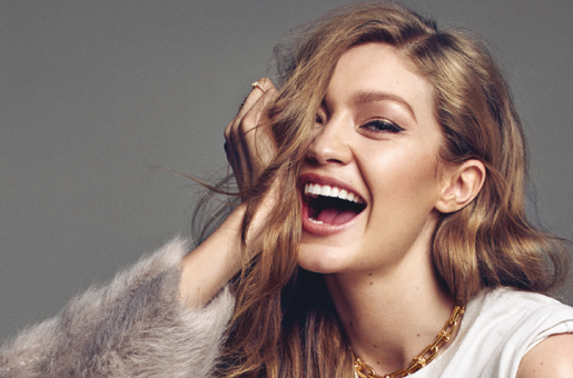 Gigi Hadid Has Not Changed a Bit Since Her Childhood